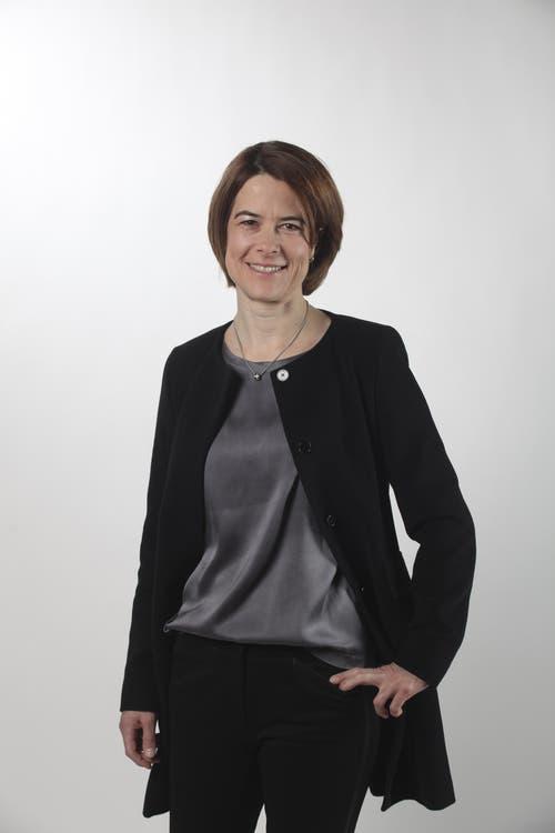 Petra Gössi, Nationalrätin (FDP/SZ): Nein (Bild: PD)