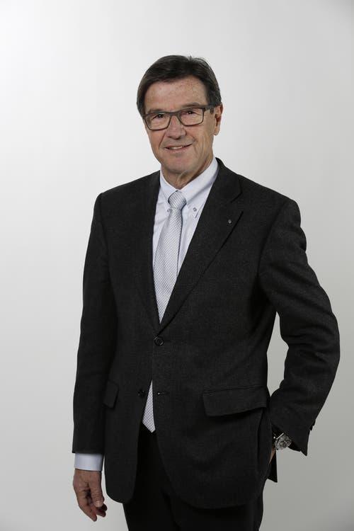 Bruno Pezzatti, Nationalrat (FDP/ZG): Nein (Bild: PD)