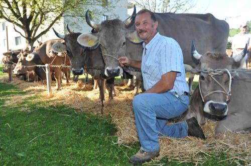 Die Küssnachter Viehausstellung in Bildern (Bild: Edith Meyer, Bote der Urschweiz)