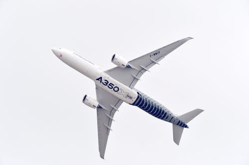 Airbus A350 XWB (Bild: PASCAL PIGEYRE / AIRBUS)