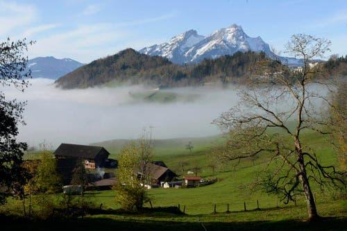 Stansstad im Kanton Nidwalden. (Bild: Keystone)