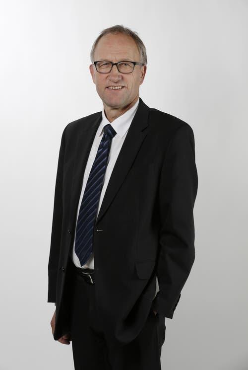 Peter Hegglin, Ständerat (CVP/ZG): Ja (Bild: PD)