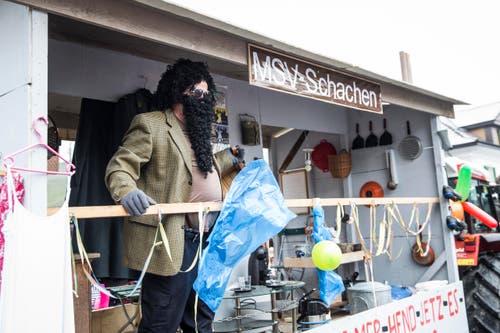 MSV Schachen (Brockihus im Bahnhof Schachen). (Bild: Manuela Jans-Koch)