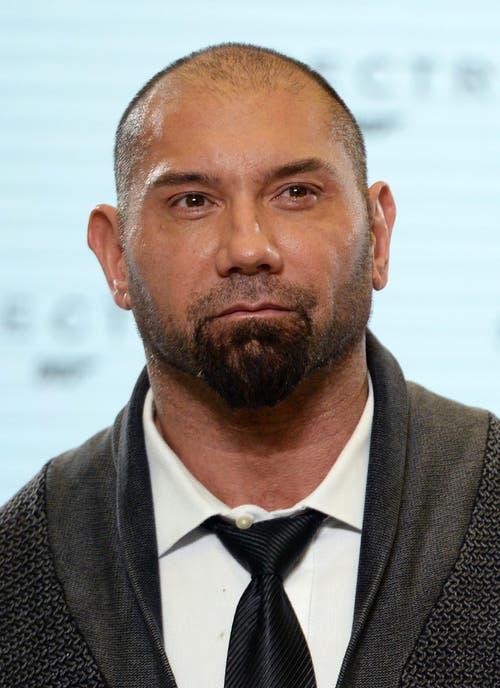Auch US-Schauspieler und Wrestler David Bautista («Guardians of the Galaxy») als Mr. Hinx kommt zu einer Rolle. (Bild: Keystone)