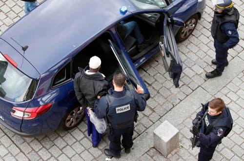 FRANCE PARIS ATTACKS (Bild: Keystone)