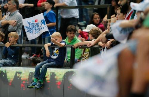 Die Fans sind enttäuscht. (Bild: Stefan Kaiser (Neue ZZ))