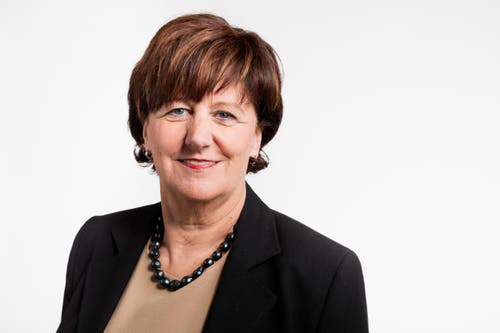 Ida Glanzmann-Hunkeler, Nationalrätin (CVP/LU): Ja (Bild: PD)