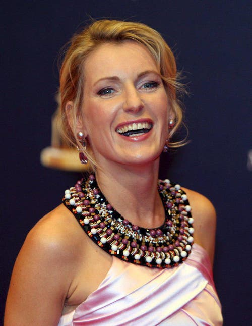 Schauspielerin Maria Furtwängler bei der Bambi-Verleihung am 27. November 2008. (Bild: Keystone)