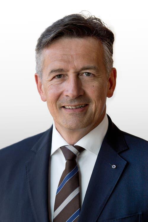 Hans Wicki, Ständerat (FDP/NW): Nein (Bild: PD)