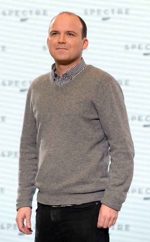 Rory Kinnear spielt den Geheimdienstchef Bill Tanner. (Bild: Keystone)