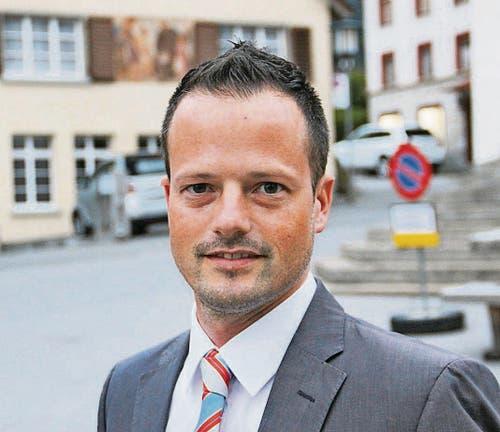 Bruno Seelos (FDP), Berneck, 100%-Pensum, 100%-Lohn = 179'374 Franken. (Bild: Gert Bruderer)