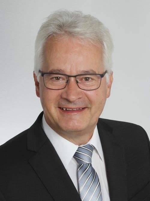 Niklaus Hollenstein (CVP), Niederbüren, 100%-Pensum, 100%-Lohn = 162'408 Franken. (Bild: pd)