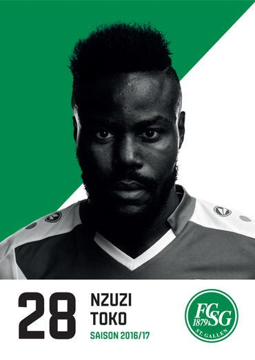 Nzuzi Toko: Note 3. Ungewohnte Position auf der rechten Aussenbahn. Der Captain sagt jedoch, er sei Profi genug, um auch dort spielen zu könne – er habe ja seit Beginn der Woche gewusst, dass er auf der Seite spielen werde. Nach Gaudinos Auswechslung (58.) agiert Toko wieder im Zentrum – zu diesem Zeitpunkt steht es noch 1:1. (Bild: PD)