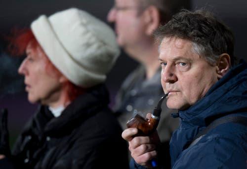 """DER EHEMANN: Für Ancillo Canepa reichte es nicht ganz für eine Fussballerkarriere. Doch mit den Millionen seiner Frau """"gehört"""" ihm jetzt ein ganzer Verein. Schätzungen gehen davon aus, dass die Canepas seit ihrem Antritt 2006 rund 30 Millionen Franken in den FC Zürich investiert haben. Ancillo Canepa dürfte zwar als Manager des Wirtschaftsprüfers Ernst & Young auch nicht schlecht verdient haben. Um den FCZ durchzubringen, hätte es jedoch nie gereicht. (Bild: Freshfocus)"""
