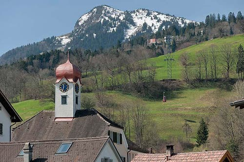 Oberschan, Wartau. (Bild: Marcel Steiner)