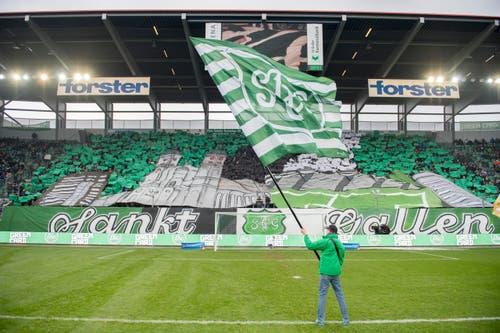 Gross war die Vorfreude der Fans auf den Hit gegen Branchenprimus Basel am 22. November 2015... (Bild: Urs Bucher)