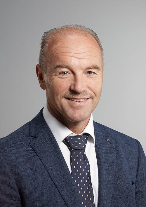 Andreas Eggenberger (FDP), Rebstein, 100%-Pensum, 100%-Lohn = 170'000 Franken. (Bild: pd)