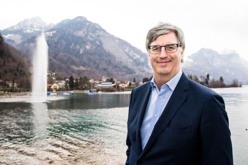 Marcel Benz (parteilos), Weesen, 80%-Pensum, 100%-Lohn = 175'000 Franken. (Bild: pd)