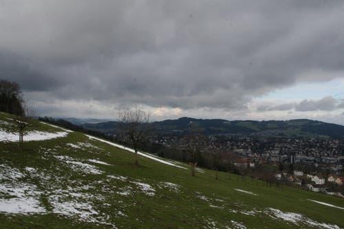 Wanderung 15.03.2018 (Bild: Jonas Manser)