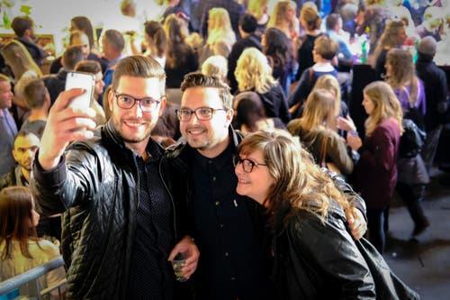 Offa 2017: Degustationshalle (Bild: Urs Bucher)