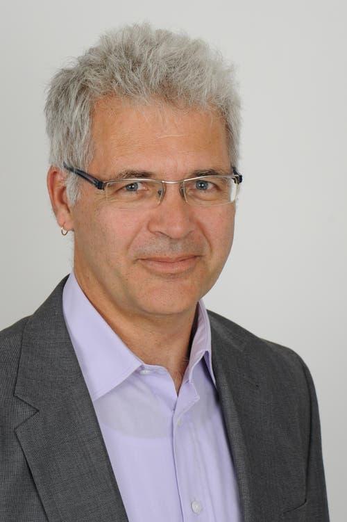 Christian Holderegger (FDP), Uznach, 100%-Pensum, 100%-Lohn = 176'800 Franken. (Bild: pd)