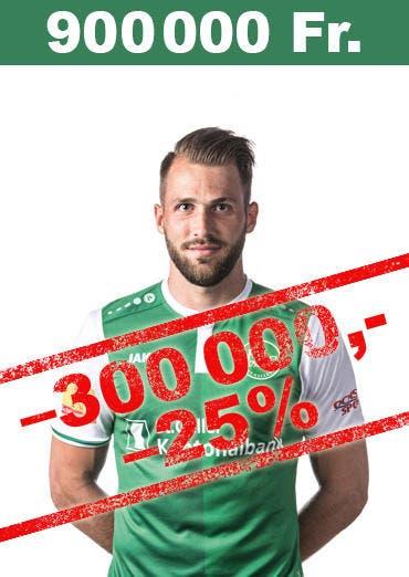 Verliert ebenfalls, obwohl er die meisten Treffer erzielte: Stürmer Roman Buess. (Bild: pd)