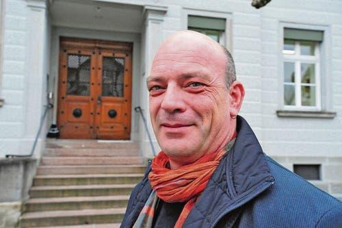 Rolf Huber (FDP), Oberriet, 100%-Pensum, 100%-Lohn = 190'097 Franken. (Bild: Max Tinner)