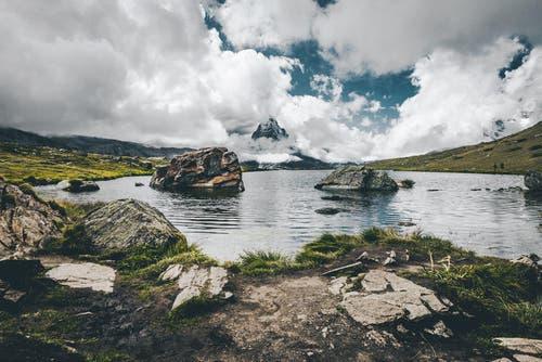Der Stellisee in Zermatt mit dem Matterhorn. (Bild: PD / Silvan Widmer)