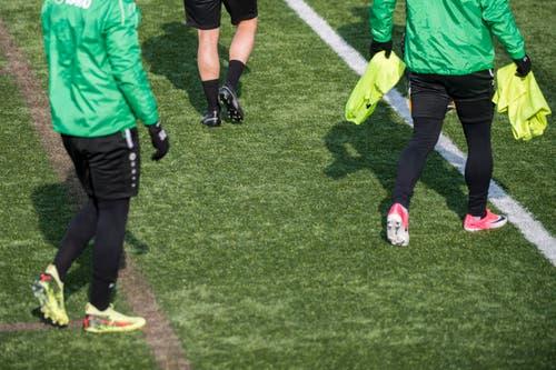 FC St. Gallen Training (Bild: Benjamin Manser)