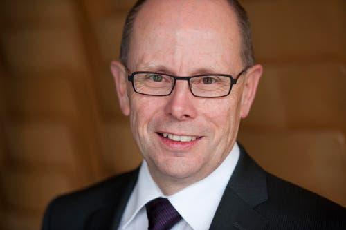 Alex Brühwiler (parteilos), Gossau, 100%-Pensum, 100%-Lohn = 214'000 Franken. (Bild: Hannes Thalmann)