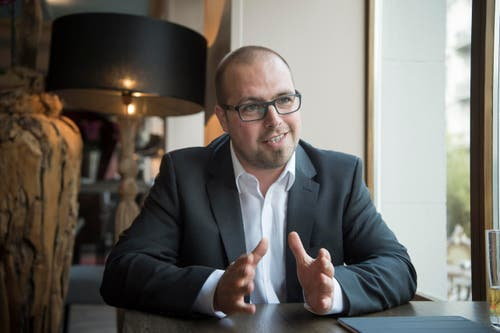Sandro Parissenti (parteilos), Berg, 50%-Pensum, 100%-Lohn = 155'442 Franken. (Bild: Ralph Ribi)