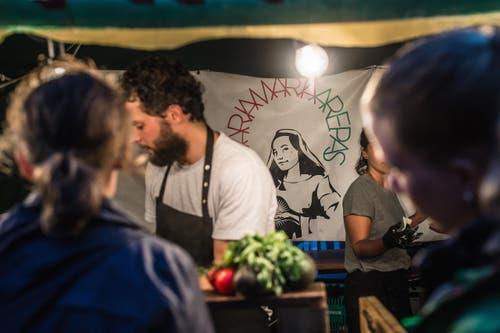Ernährungstrends, Nachhaltigkeit & Streetfood Festival St.Gallen (Bild: Michel Canonica)
