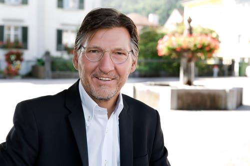Christoph Gull (SVP), Flums, 100%-Pensum, 100%-Lohn = 184'735 Franken. (Bild: pd)