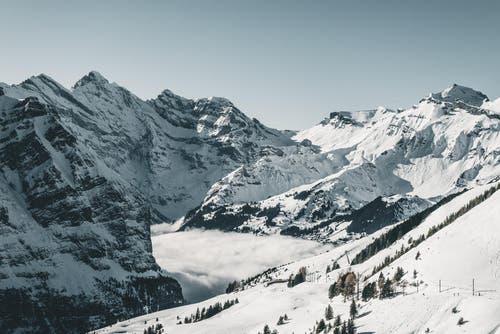 Sicht von der kleinen Scheidegg. (Bild: PD / Silvan Widmer)