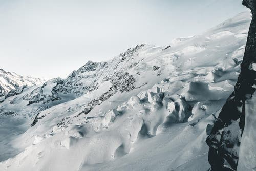 Das Eismeer. (Bild: PD / Silvan Widmer)