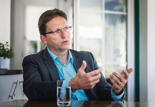 Aurelio Zaccari (FDP), Waldkirch, 80%-Pensum, 100%-Lohn =184'735 Franken. (Bild: Michel Canonica)