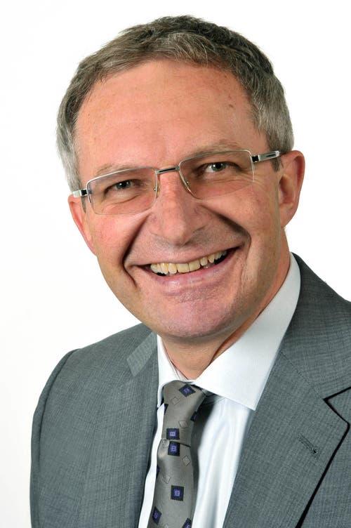 Axel Zimmermann (FDP), Pfäfers, 80%-Pensum, 100%-Lohn = 153'491 Franken. (Bild: pd)
