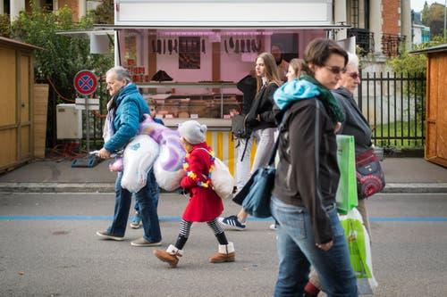 Jahrmarkt (Bild: Benjamin Manser)