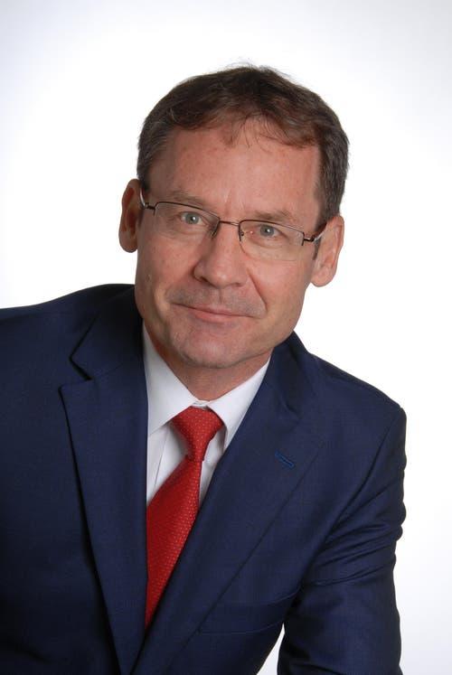 Félix Brunschwiler (parteilos), Schmerikon, 100%-Pensum, 100%-Lohn = 188'630 Franken. (Bild: pd)