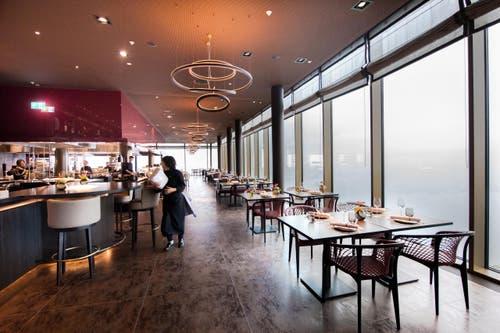 Das Restaurant Spices (Bild: Eveline Beerkircher)