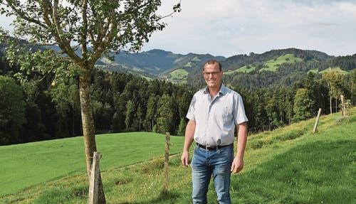 Renato Truniger (SVP), Mosnang, 50%-Pensum, 100%-Lohn = 142'646 Franken. (Bild: Timon Kobelt)