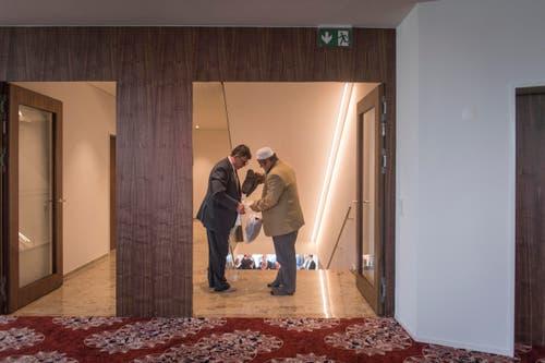 Moschee Wil (Bild: Benjamin Manser)