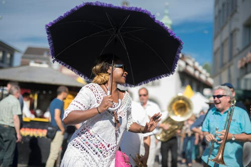 New Orleans (Bild: Benjamin Manser)