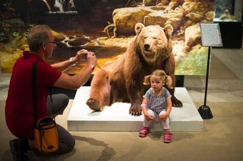 Die Museumsnacht lockte hunderte Besucher an. (Bild: Michel Canonica)