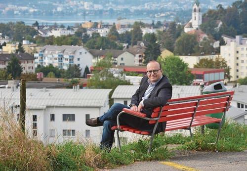 Martin Stöckling (FDP), Rapperswil-Jona, 100%-Pensum, 100%-Lohn = 252'913 Franken. (Bild: pd)