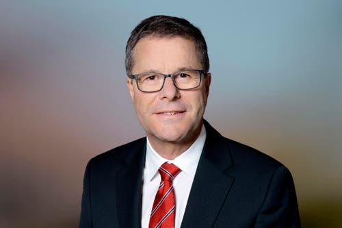 Daniel Gut (SP), Buchs, 100%-Pensum, 100%-Lohn = 201'000 Franken. (Bild: pd)