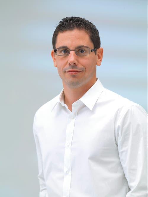 Alexander Breu (CVP), Marbach, 60%-Pensum, 100%-Lohn = 166'820 Franken. (Bild: pd)