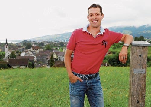 Michael Götte (SVP), Tübach, 50%-Pensum, 100%-Lohn = 184'600 Franken. (Bild: Rudolf Hirtl)
