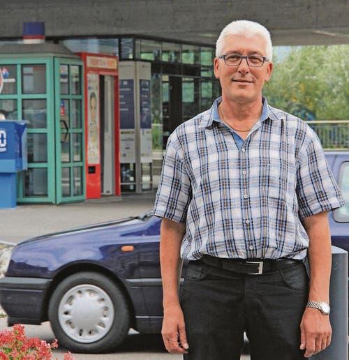 Hans Pfäffli (FDP), Rheineck, 100%-Pensum, 100%-Lohn = 195'461 Franken. (Bild: Linda Müntener)