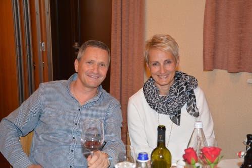 Franz und Heidi Gähwiler. (Bild: Beat Lanzendorfer)